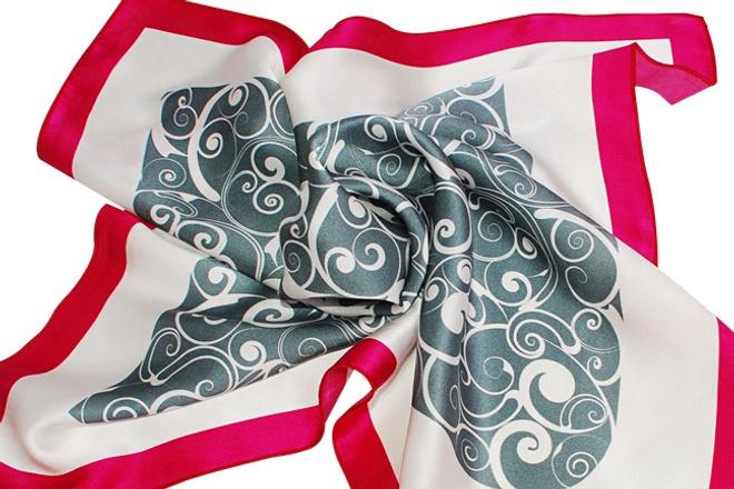 Рисунок для платкаГрафический дизайн<br>Разработаю рисунок для платка, шарфа, скатерти. Можете напечатать и получить оригинальный подарок. Это будет экологичная прямая печать на натуральных тканях с промышленным качеством прокраса. Выбор ткани за вами, в том числе трикотаж, шелк, шерсть.<br>