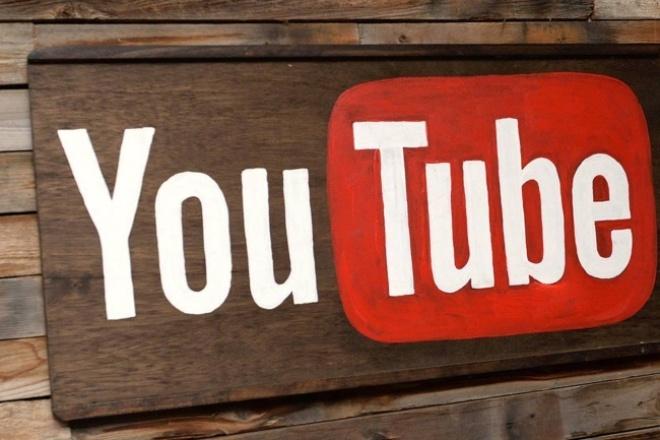 обеспечу 2000 просмотров Вашего видео на YouTube 1 - kwork.ru