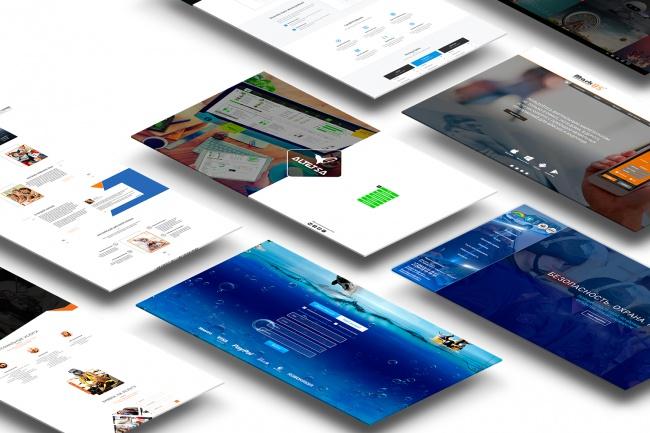 Дизайн сайтаВеб-дизайн<br>Разработаю дизайн для вашего сайта и предоставлю макеты в PSD. Не шаблон! С соответствии с современными тенденциями в веб-дизайне и вашими предпочтениями. Работаю в material и flat стиле. Если вы хотите узнать точную стоимость заказа, отправьте мне личное сообщение или ознакомьтесь с дополнительными опциями. Есть опыт взаимодействия с веб-программистами и верстальщиками, поэтому макеты сразу приспособлены к дальнейшей работе. Качество моих работ можете оценить ниже. Все разработано лично мной, а не взято со стоков. Что входит в кворк: Дизайн 1 простой страницы или 1 экран (1920 на 1080) Что оплачивается отдельно : См. полное описание в доп. услугах Что не входит в кворк Верстка и программирование Наполнение контентом, подбор фото или ретушь<br>