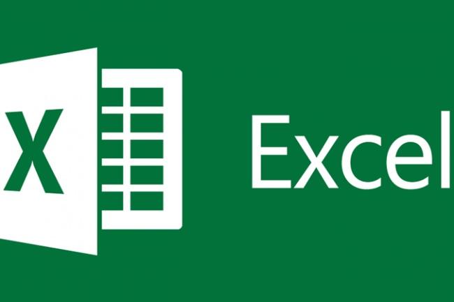 Сделаю задание в excelПерсональный помощник<br>Большой опыт работы в Excel. Выполняю следующие работы в Excel: - Создания и доработка формул. - Написание макросов для оптимизации задач. - Перенос данных с бумажного носителя. - Перенос данных из PDF в Excel. - Построение диаграмм, графиков. - Работа со сводными таблицами. - Обработки больших массивов данных.<br>