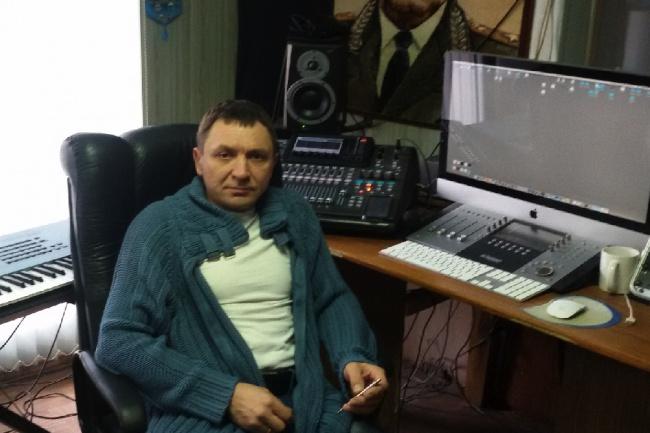 Написание музыки 1 - kwork.ru