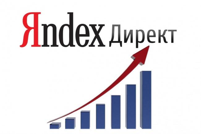 Грамотно настрою рекламную кампанию в Яндекс.Директ (100 объявлений) 1 - kwork.ru