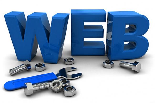 Доработка и настройка сайтовДоработка сайтов<br>Доработка и настройка, устранение ошибок на сайте. - правки/написание PHP, JS, JQuery, AJAX скриптов - различные формы для сайта (обратная связь и т.д.) - настройка, устранение ошибок на популярных движках WordPress, DLE и другие - натяжка шаблонов, установка плагинов - написание плагинов/модулей с нуля - восстановление работы сайта<br>