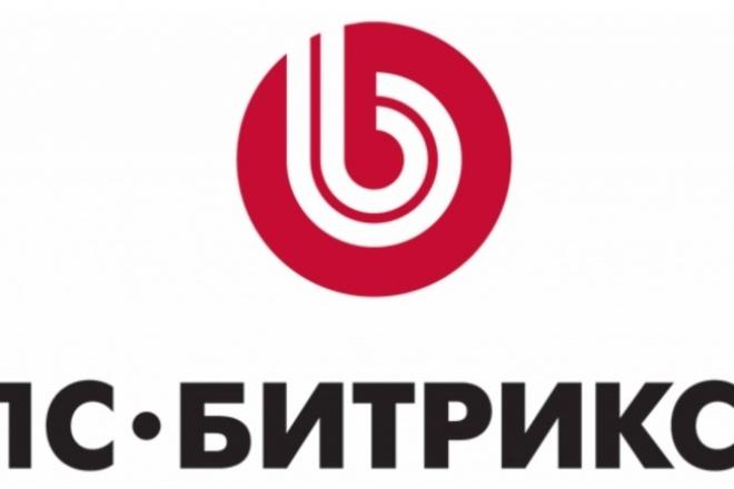 Установка 1С-Битрикс 1 - kwork.ru