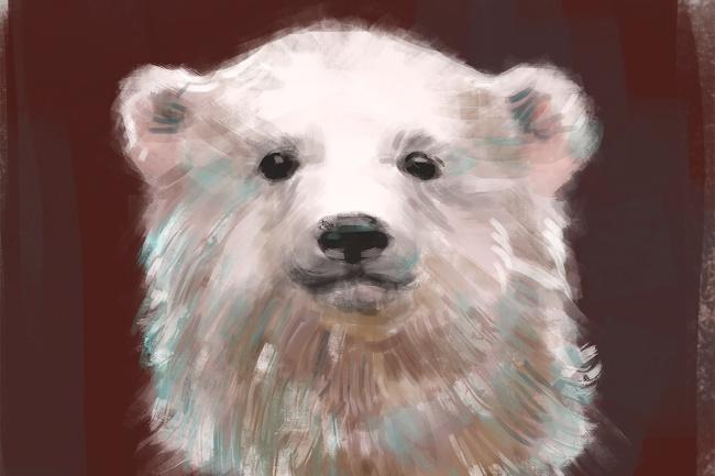 Нарисую для вас цифровую анималистическую иллюстрацию 1 - kwork.ru