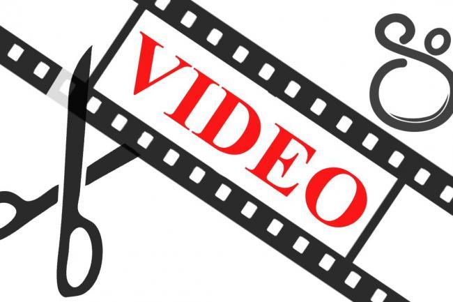 Сделаю для Вас монтаж Вашего видео длительностью до 5 минут 1 - kwork.ru