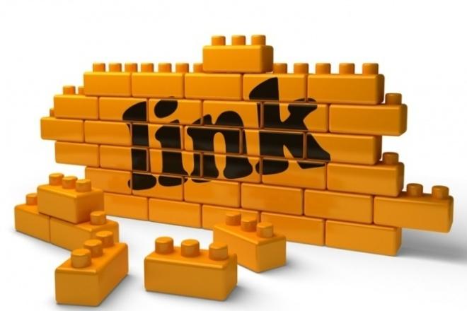 Внешняя оптимизация вашего сайта - получение ссылокСсылки<br>Здравствуйте. Я предлагаю Вам услуги по внешней оптимизации сайтов (получение ссылок). Я стараюсь получать для моих клиентов ссылки с высоким ТИЦ и PR. Ссылки полученные мной потащат Ваш сайт вверх в поисковых системах. Если Вам нужна качественная внешняя оптимизация сайта, наймите меня и я с радостью выполню для Вас эту работу. Буду рад сотрудничеству.<br>
