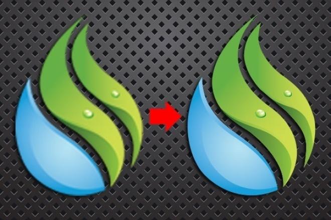 Отрисовка логотипаОтрисовка в векторе<br>Отрисовываю логотипы, эскизы, схемы, мультяшки. Время исполнения - от 1 до 3 часов после получения необходимого материала для работы Для работы необходимо - изображение того, что необходимо отрисовать (обычно в растровом формате jpg, gif, tiff, bmp и тп.) После завершения работы Вы получаете готовый материал в векторном формате (cdr, eps)<br>