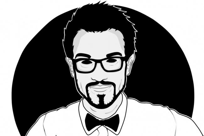 Нарисую красивый черно-белый арт по фотографииИллюстрации и рисунки<br>Здравствуйте! Я нарисую Вам качественный черно-белый арт, который можно поставить в качестве аватарки на вашей странице, напечатать на футболке/кружке или подарить своему другу/родственнику.<br>