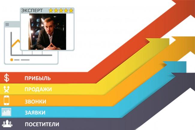 Яндекс.Директ профессиональная настройка 1 - kwork.ru