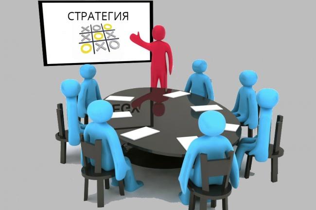 Стратегическое консультирование 1 - kwork.ru