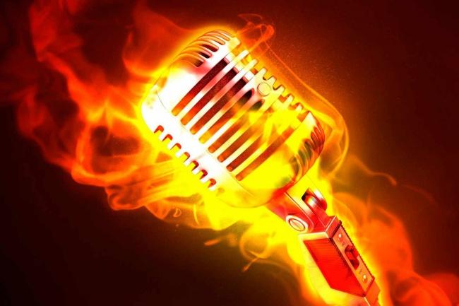 Запишу аудио 1 - kwork.ru