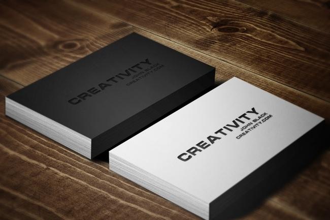 Разработка визитных карточекВизитки<br>Качественно. Быстро. Уникально. Сделаю красивую, представительную визитку, которую не захочется выбросить. Все мои макеты мы вместе редактируем до окончательного утверждения. Работа будет готова в течение 2-х дней, после принятия заказа. Бонус: визуализация. Вы получаете файл визитки в формате . jpg. Срочная работа будет выполнен за 4 часа. Срок выполнения: Макет визитки будет готов приблизительно за 24 часа. Вы получите визитку в формате JPG, заказывайте вариант с исходником, чтобы в дальнейшем иметь возможность изменить данные. (например изменился телефон или адрес в исходнике все можно исправить в jpg можно, но качество пострадает)<br>
