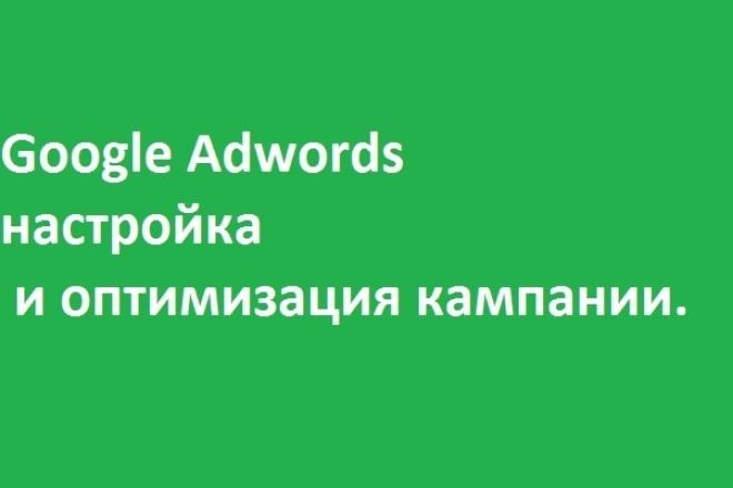соберу ключевики и создам объявления в Гугл Адвордс 1 - kwork.ru