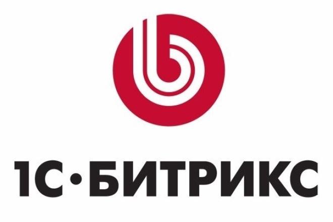 Установка CMS 1C-Bitrix на сервер 1 - kwork.ru