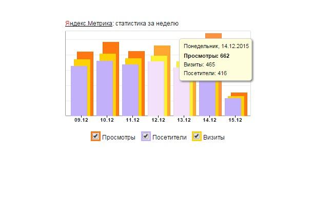 Приведу к вам на сайт приток уникальных посетителей 1000 чел в сутки  на 14 дней 1 - kwork.ru
