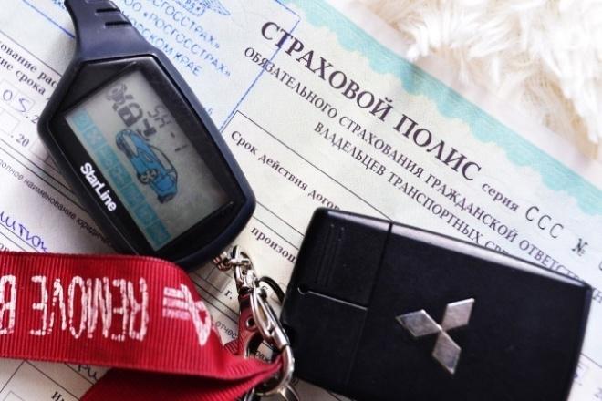 Осаго без проблем и дополнительных затрат 1 - kwork.ru
