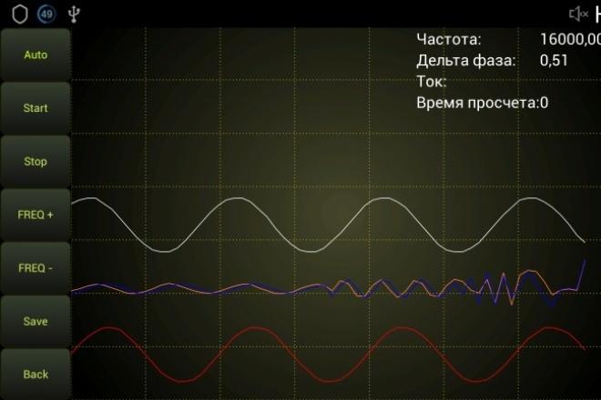 Приложение для Android в два окна 1 - kwork.ru