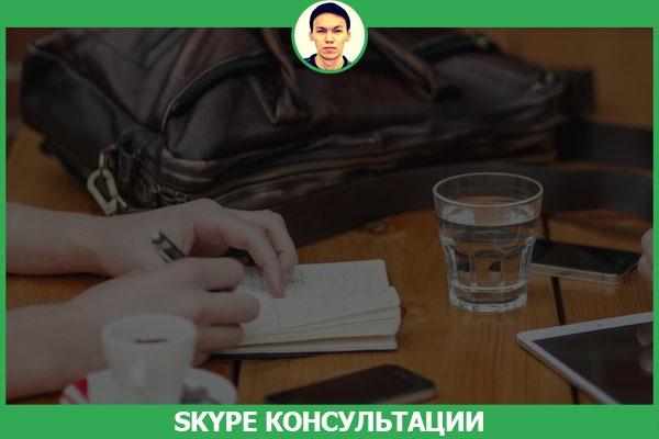 skype консультации 1 - kwork.ru