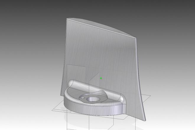 Сделаю 3D модель по вашим чертежам или эскизам 1 - kwork.ru