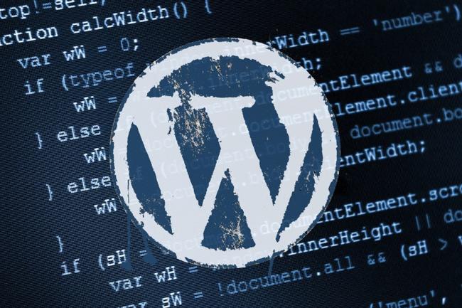 Установлю и настрою любой шаблон на WordPress 1 - kwork.ru