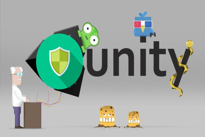 Шифрование игр на Unity от взлома 1 - kwork.ru