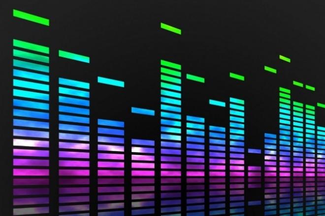 Отредактирую ваше аудиоРедактирование аудио<br>По вашему желанию я уберу из вашей записи шум или изменю голос. Замедлю или ускорю запись. Разрежу на несколько частей или склею в одну. Добавлю музыку на задний план или любой звук.<br>