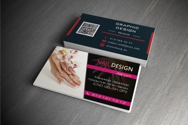 Сделаю визиткуВизитки<br>Красивое оформление ваших визиток,с чувством перфекциониста,в самые короткие сроки,стаж работы в графических редакторах очень большой<br>