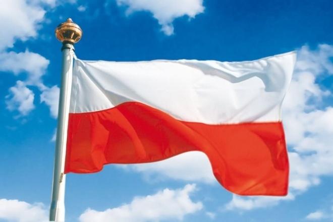 Запишем озвучку на польском языке от носителей языка 1 - kwork.ru