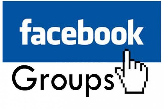 добавлю 5000 участников в Вашу группу в Facebook 1 - kwork.ru