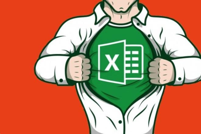 Выполню работу в ExcelПерсональный помощник<br>Сделаю за вас тяжелую работу: - Создам таблицу по вашим данным. - Пропишу формулы. - Построю графики - Напишу макрос - Отредактирую вашу готовую таблицу (систематизиция данных, группировки, форматирование). Имею большой опыт работы в Excel (5 лет)<br>