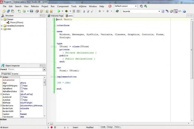 Напишу программу на DelphiПрограммы для ПК<br>Разработка небольших программ на Delphi под Windows, решение задач по программированию на Delphi.<br>