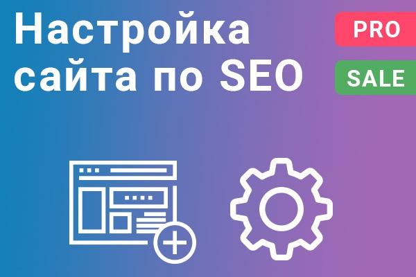 Уберу SEO-ошибки и оптимизирую работу сайта 1 - kwork.ru