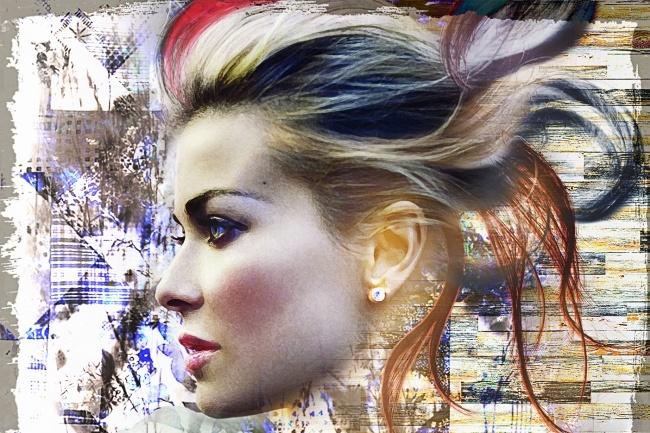 Loft - портрет по фото 1 - kwork.ru