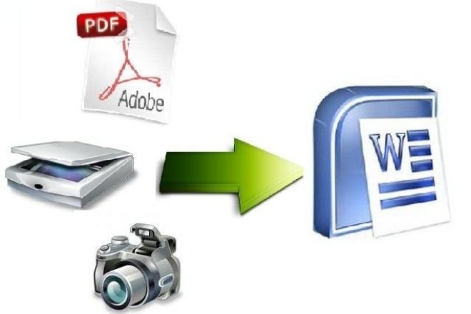 Наберу текст - грамотно, быстро, профессиональноНабор текста<br>Наберу или распознаю текст из форматов PDF, DjVu, JPEG, JPG, GIF, PNG (любой формат картинки или сканированной картинки), и переконвертирую в документ WORD (формат doc, docx). Отформатирую, исправлю ошибки, оформлю по желанию заказчика. При необходимости почищу и вставлю иллюстрации из исходного документа, подверстаю.<br>