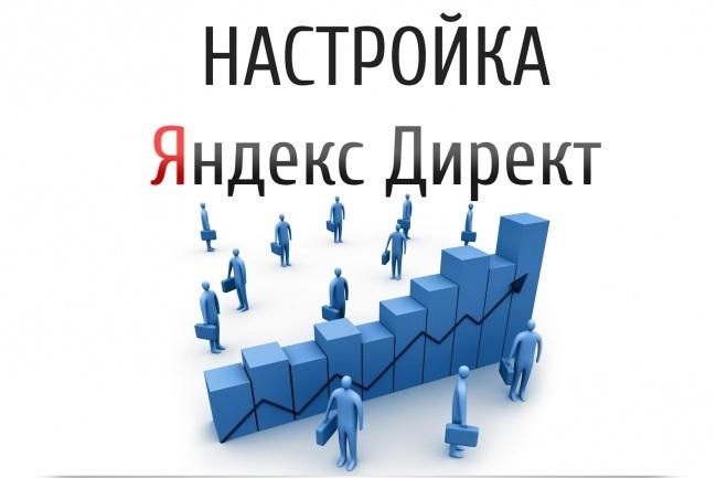 Настройка Яндекс ДиректаКонтекстная реклама<br>Разработаю рекламные кампании в системе контекстной рекламы Яндекс Директ по нише продажа бетона по Ленинскому району Московской области<br>