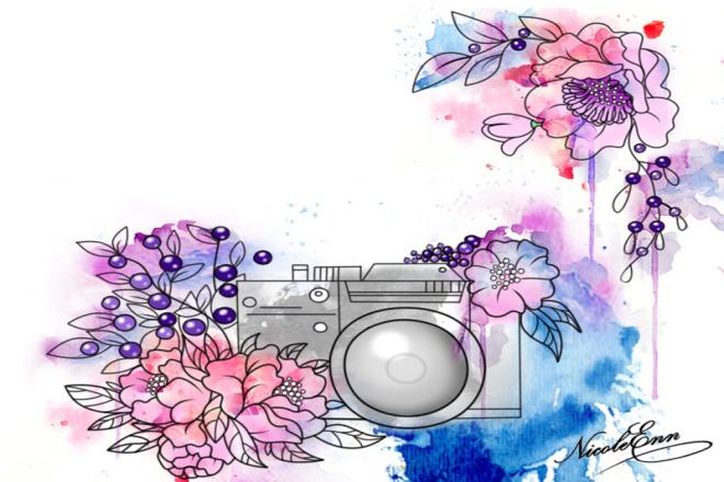 Нарисую иллюстрацию или картинку 1 - kwork.ru
