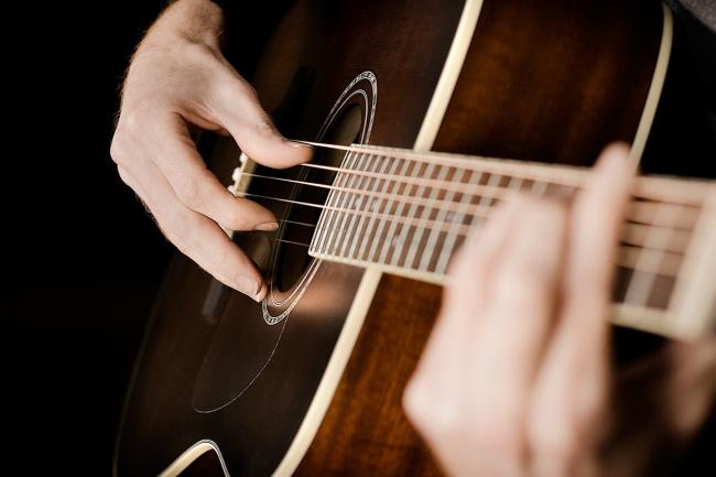 Подберу песню/музыку в guitar proМузыка и песни<br>Если вы хотите сыграть песню, но не можете подобрать и найти табулатуру в интернете, я сделаю это за вас и запишу в guitar pro<br>