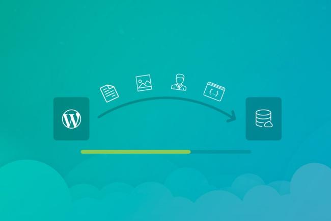 Перенесу сайт на другой хостингДомены и хостинги<br>Предлагаю свои услуги по мигрированию сайтов на другой хостинг, это может быть любая CMS (например. Wordpress). Осуществляю полный перенос сайта затем произвожу небольшой тест. Возможен перенос сайта на выделенный сервер или VDS. В бонус возможна смена доменого имени сайта.<br>