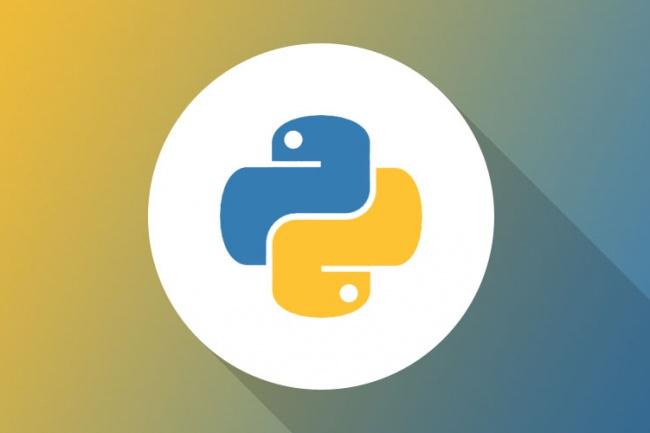Напишу python скрипт 1 - kwork.ru