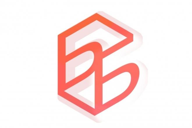 Создание качественного логотипа 1 - kwork.ru