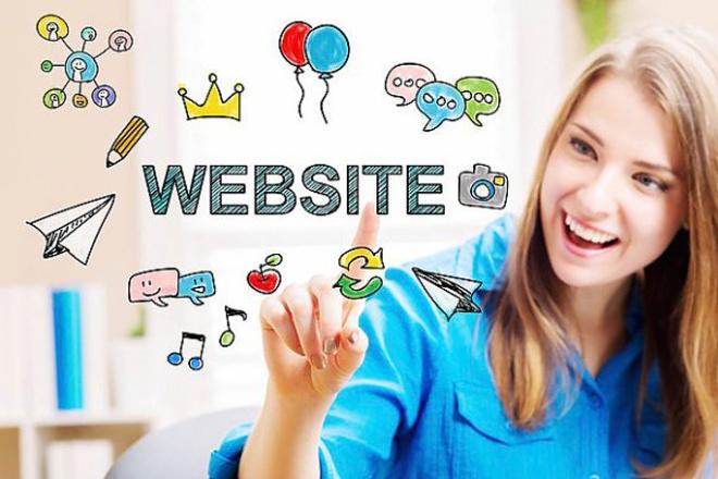 Улучшу и доработаю внешний вид Вашего сайта 1 - kwork.ru