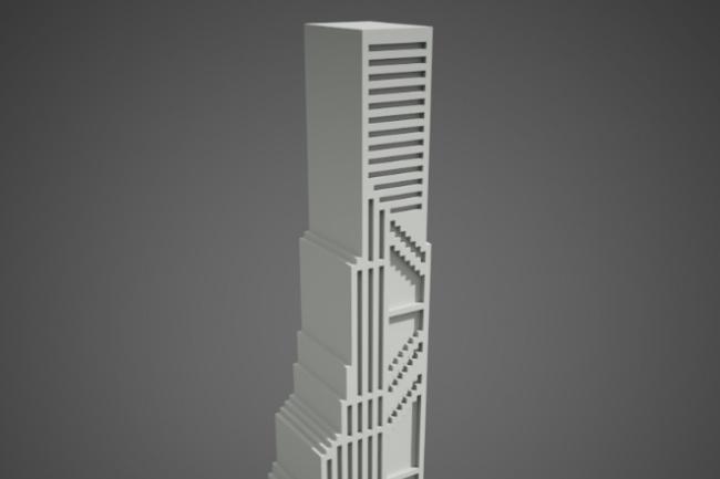 Сделаю воксельную модель для игры 1 - kwork.ru
