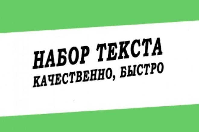 Наберу текст, аудио и видео транскрибация на выгодных условиях 1 - kwork.ru
