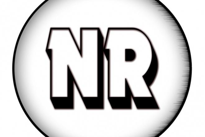 Делаю логотип 1 - kwork.ru