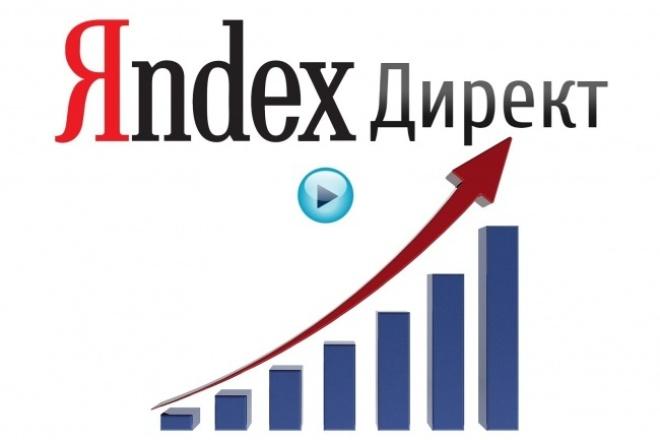 Яндекс.Директ под ключ, от профессионала 1 - kwork.ru