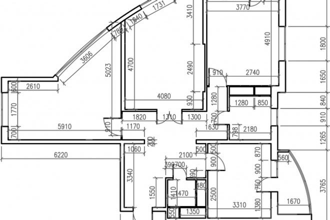 План 1 комнаты в AutoCadМебель и дизайн интерьера<br>Помогу быстро, грамотно и эргономично обустроить жилое и нежилое помещение. Предлагаю услуги по: -перепланировке; -расстановке мебели; -визуализации Чем более точными будут размеры помещения и изложенные вами пожелания, тем быстрее будет готова работа =)<br>