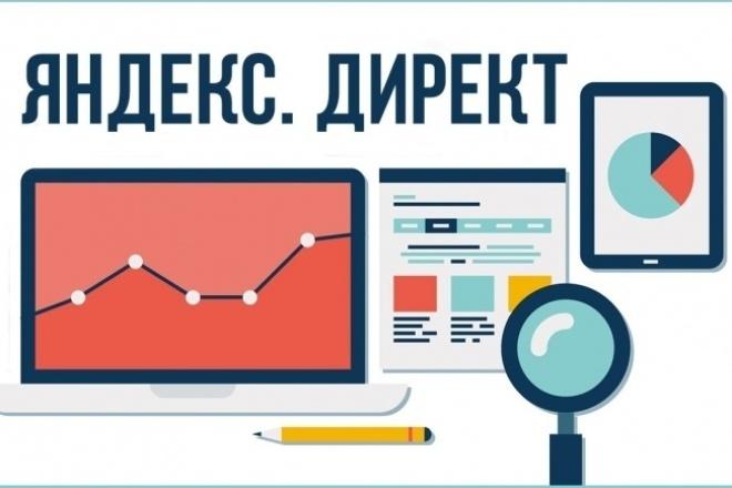 Качественная настройка Яндекс Директ на поиске и РСЯ 1 - kwork.ru