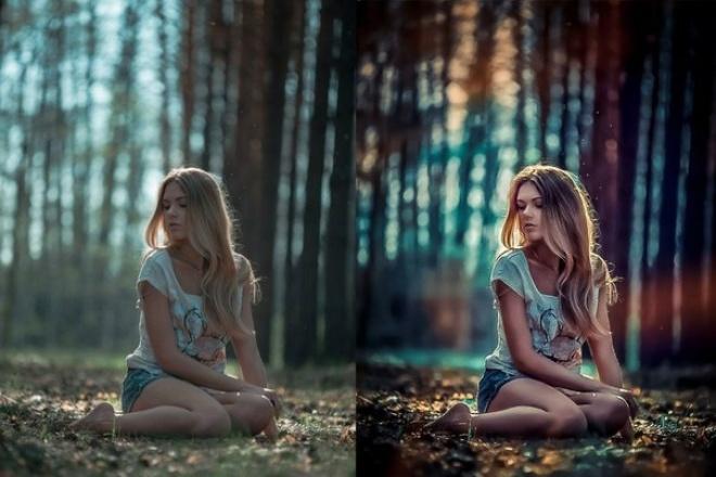 обработаю Ваши фотографии в Photoshop 1 - kwork.ru