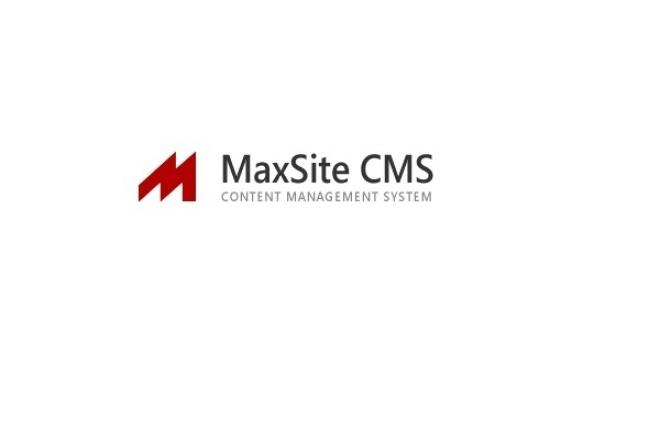 Создам сайт на MaxSite с любой темой 1 - kwork.ru